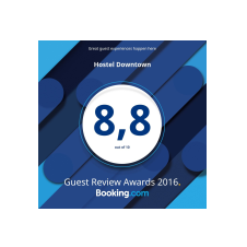 Booking.com 2016 Award Winner 8.8